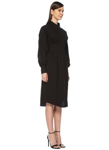 Cameo Elbise Siyah
